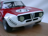 1/14 Alfa Romeo GTA Junior by Carlo Brianza