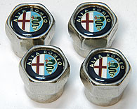 Alfa Romeo Air-Valve Caps
