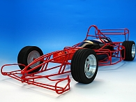 Ferrari 2004 Formula 1 ワイヤーフレームモデル by Allegro Pelloni ※Special Price!!※