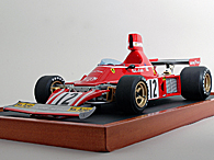 1/12 Ferrari 312B3 Miniature Model by MG Model Plus