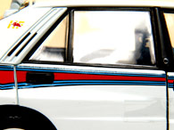 LANCIA Delta integrale6 Decal(MARTINI Line for Rear Door)