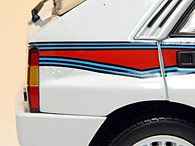 LANCIA Delta integrale6 Decal(MARTINI Line for Rear Quater Panel)