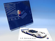 MASERATI MC12 Owners Book