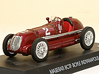 MASERATI Collection N.13 8CTF BOYLE INDY 1939ミニチュアモデル