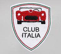 CLUB ITALIA Emblem Patch