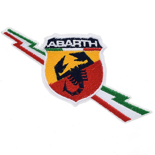 NEW ABARTH patch (flash)
