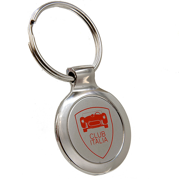 CLUB ITALIA Metal Keyring