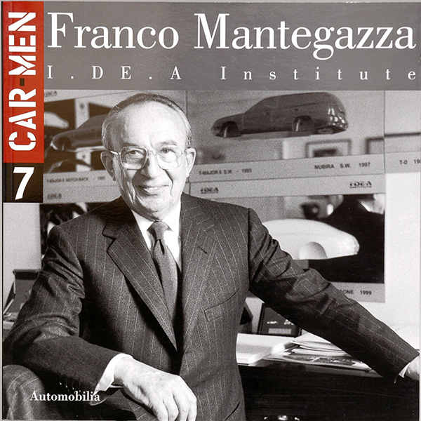 CAR MEN NO.7 FRANCO MANTEGAZZA