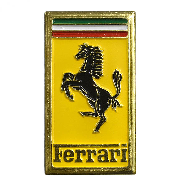 Ferrari Emblem Badge