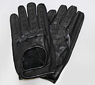 Leather Driving Glove (Long Type)