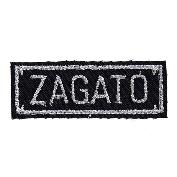 ZAGATO LOGO Patch