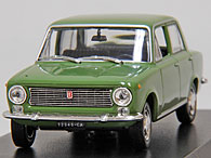 1/43 FIAT New Story Collection No.29 FIAT 124 Berlina 1966ミニチュアモデル