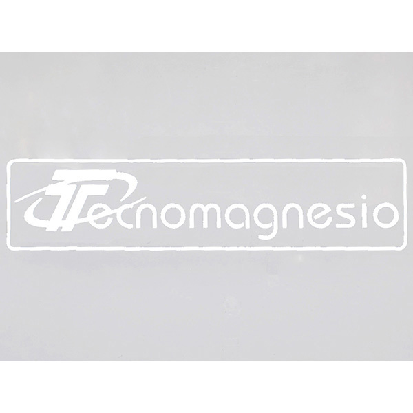 Tecnomagnesio Sticker (Die-Cut Type)