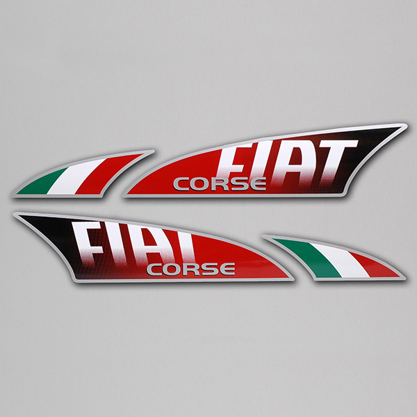 FIAT Graphic Sticker (FIAT CORSE)