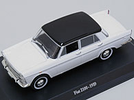 1/43 FIAT New Story Collection No.31 FIAT 2100 1959 Miniature Model