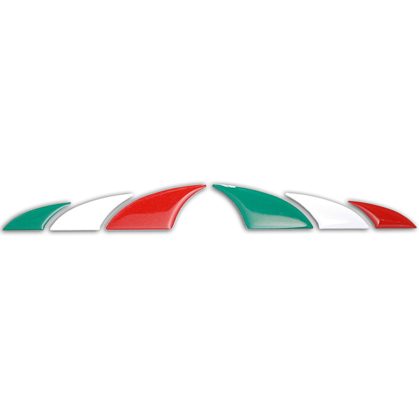 3D Protector (Italian Tricolor/Separated)