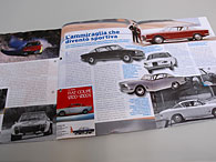 1/43 FIAT New Story Collection No.32 FIAT 2300 COUPE 1961年ミニチュアモデル
