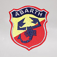 ABARTH Old Emblem Patch