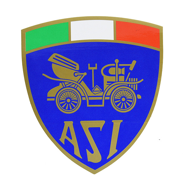 ASI Sticker (Medium)<br><font size=-1 color=red>02/08到着</font>
