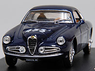 1/43 1000 MIGLIA Collection No.8 Alfa Romeo 1900 SSZ Miniature Model