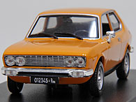 1/43 FIAT New Story Collection No.33 FIAT 128 COUPE 1975年ミニチュアモデル