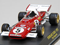 1/43 Ferrari F1 Collection No.7 312B2 Miniature Model