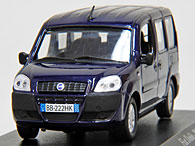 1/43 FIAT New Story Collection No.36 FIAT DOBLO 2006ミニチュアモデル