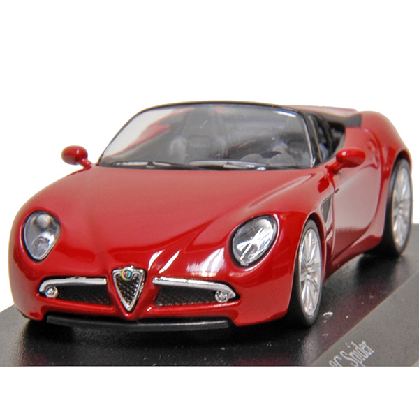 1/64 Alfa Romeo 8C Spider Miniature Model
