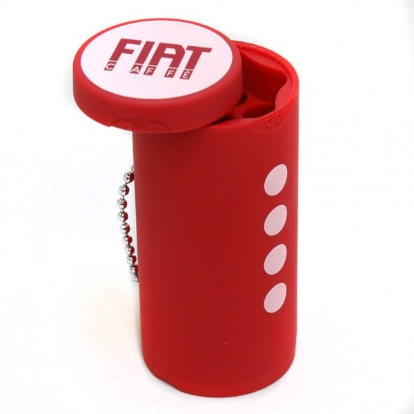 FIAT CAFFE Pocket Ashtray<br><font size=-1 color=red>08/30到着</font>