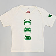FIAT 500 FAMILY T-Shirts (BABY)