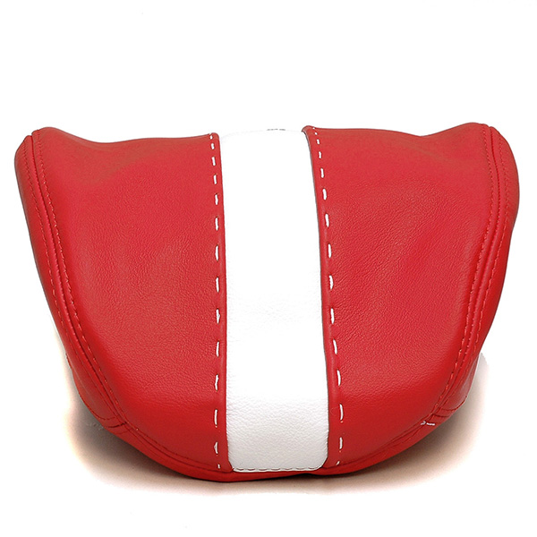 Alfa Romeo MiTo Head Rest Cover (Red/White)