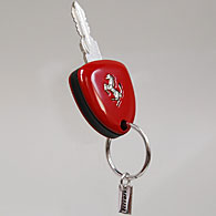 Ferrari California Ignition Key Shaped Keyring