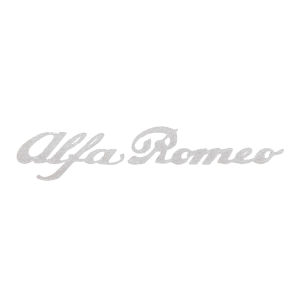 Alfa Romeo Logo Sticker for Side mirror