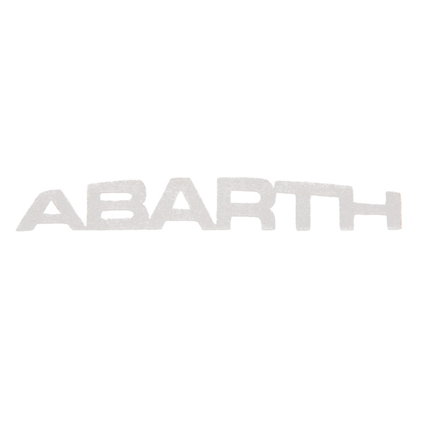ABARTH Logo Sticker for Side Mirror<br><font size=-1 color=red>03/02到着</font>