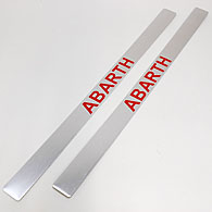ABARTH Door Step Guard