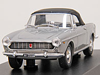 1/43 FIAT New Story Collection No.42 FIAT 1500 CABRIOLETミニチュアモデル
