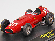 1/43 Ferrari F1 Collection No.23 801 F1 No.10ミニチュアモデル