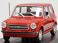 1/43 AUTOBIANCHI A112 Miniature Model