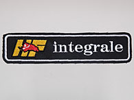 LANCIA HF integrale Logo Patch