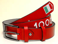 1000 MIGLIA Official Leather Belt