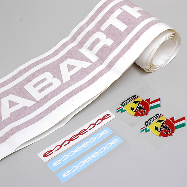 NEW 500 ABARTH esseesse Stripe Kit
