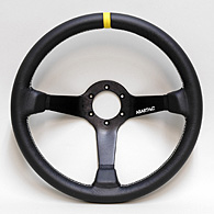 ABARTH & C Steering Wheel (DELTA MARTINI/350mm)