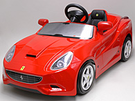 Ferrari Californiaペダルカー