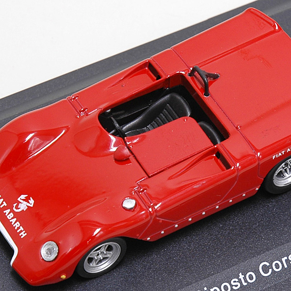 1/43 ABARTH Collection No.37 1000 Bipost Corsaミニチュアモデル
