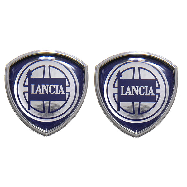 LANCIA B Piller Emblem Set (2pcs./Reproduct)