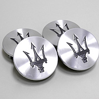 MASERATI Wheel Center Cap Set Type A