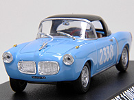 1/43 1000 MIGLIA Collection No.30 FIAT 1100/103 TV TRASFORMABILEミニチュアモデル