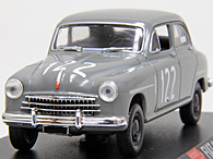 1/43 1000 MIGLIA Collection No.33 FIAT 1400ミニチュアモデル