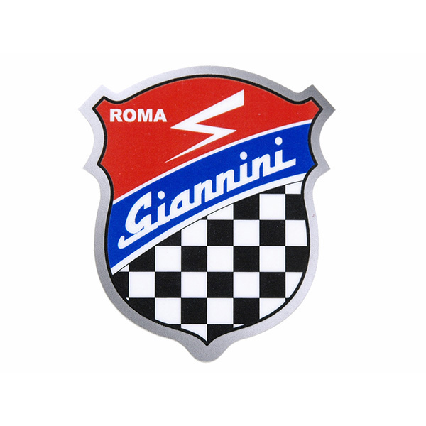 GIANNINI Emblem Sticker