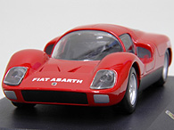 1/43 ABARTH Collection No.44 T140 Miniature Model